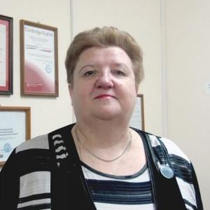 Евдокимова Нина Ивановна