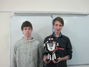 Lego-robot